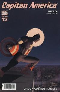 Cover Thumbnail for Capitán América (Planeta DeAgostini, 2003 series) #12