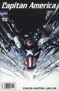 Cover Thumbnail for Capitán América (Planeta DeAgostini, 2003 series) #13