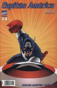 Cover Thumbnail for Capitán América (Planeta DeAgostini, 2003 series) #14
