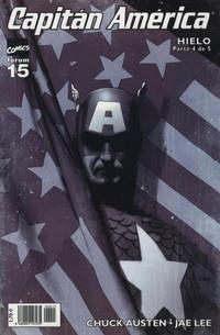 Cover Thumbnail for Capitán América (Planeta DeAgostini, 2003 series) #15