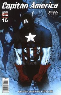Cover Thumbnail for Capitán América (Planeta DeAgostini, 2003 series) #16