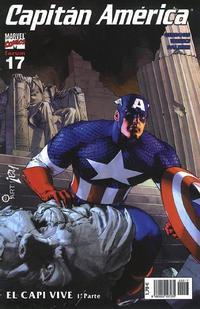 Cover Thumbnail for Capitán América (Planeta DeAgostini, 2003 series) #17