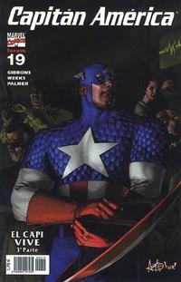 Cover Thumbnail for Capitán América (Planeta DeAgostini, 2003 series) #19