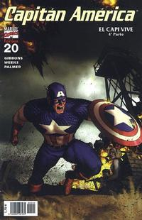 Cover Thumbnail for Capitán América (Planeta DeAgostini, 2003 series) #20