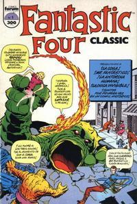Cover Thumbnail for Fantastic Four Classic (Planeta DeAgostini, 1993 series) #1