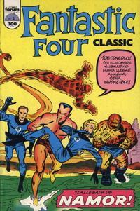 Cover Thumbnail for Fantastic Four Classic (Planeta DeAgostini, 1993 series) #2
