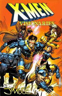 Cover Thumbnail for X-Men Visionaries: Jim Lee (Marvel, 2002 series)