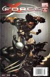 Cover for X-Force (Marvel, 2008 series) #1 [Newsstand]