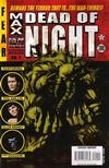 Cover for Dead of Night Featuring Man-Thing (Marvel, 2008 series) #1