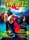 Cover for Kripta (Rio Gráfica e Editora, 1976 series) #1