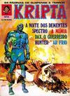 Cover for Kripta (Rio Gráfica e Editora, 1976 series) #2