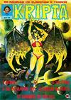 Cover for Kripta (Rio Gráfica e Editora, 1976 series) #11