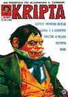 Cover for Kripta (Rio Gráfica e Editora, 1976 series) #20