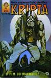 Cover for Kripta (Rio Gráfica e Editora, 1976 series) #35