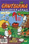 Cover for Gnuttarna (Atlantic Förlags AB; Pandora Press, 1990 series) #4/1990