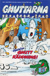 Cover for Gnuttarna (Atlantic Förlags AB; Pandora Press, 1990 series) #6/1990