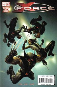 Cover Thumbnail for X-Force (Marvel, 2008 series) #4