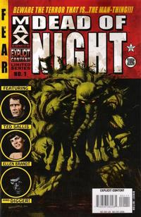 Cover Thumbnail for Dead of Night Featuring Man-Thing (Marvel, 2008 series) #1