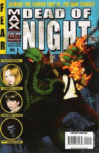 Cover Thumbnail for Dead of Night Featuring Man-Thing (Marvel, 2008 series) #2
