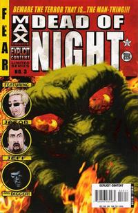 Cover Thumbnail for Dead of Night Featuring Man-Thing (Marvel, 2008 series) #3