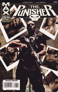 Cover Thumbnail for Punisher (Marvel, 2004 series) #43
