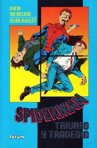 Cover Thumbnail for Spiderman: Triunfo y Tragedia (Planeta DeAgostini, 1994 series)