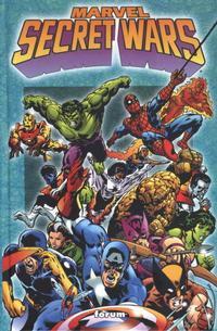 Cover Thumbnail for Marvel Secret Wars (Planeta DeAgostini, 2003 series)
