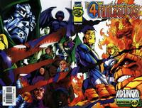 Cover Thumbnail for Los 4 Fantásticos: Especial Onslaught (Planeta DeAgostini, 1997 series)
