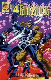 Cover Thumbnail for Los 4 Fantásticos: Asuntos De Familia (Planeta DeAgostini, 1997 series)