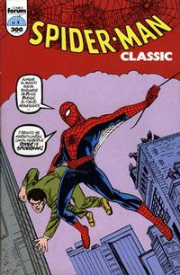 Cover Thumbnail for Spider-Man Classic (Planeta DeAgostini, 1993 series) #1