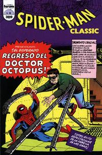 Cover Thumbnail for Spider-Man Classic (Planeta DeAgostini, 1993 series) #6
