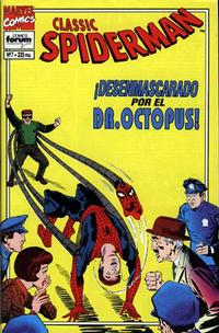 Cover Thumbnail for Spider-Man Classic (Planeta DeAgostini, 1993 series) #7