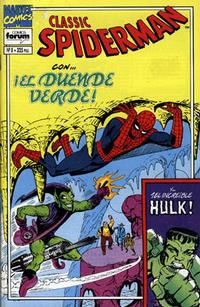 Cover Thumbnail for Spider-Man Classic (Planeta DeAgostini, 1993 series) #8