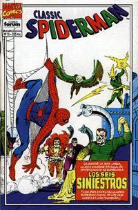 Cover Thumbnail for Spider-Man Classic (Planeta DeAgostini, 1993 series) #10