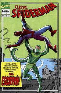 Cover Thumbnail for Spider-Man Classic (Planeta DeAgostini, 1993 series) #12