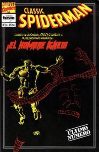 Cover Thumbnail for Spider-Man Classic (Planeta DeAgostini, 1993 series) #16