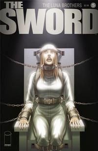 Cover for The Sword (Image, 2007 series) #5