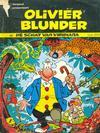 Cover for Olivier Blunder (Oberon; Dargaud Benelux, 1973 series) #6 - De schat van Viridiana