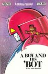 Cover for A Boy and His 'Bot (Now, 1987 series) #1