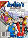 Cover for Archie's Double Digest Magazine (Archie, 1984 series) #186