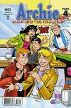 Cover for Archie (Archie, 1959 series) #603