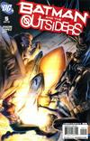 Cover for Batman and the Outsiders (DC, 2007 series) #5