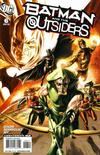 Cover for Batman and the Outsiders (DC, 2007 series) #6