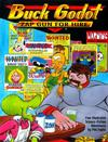 Cover for Buck Godot - Zap Gun for Hire: Four Short Stories (Airship Entertainment, 2002 series) #1