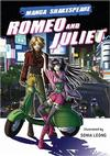 Cover for Manga Shakespeare Romeo and Juliet (Harry N. Abrams, 2007 series)