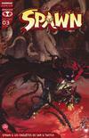 Cover for Les Chroniques de Spawn (Delcourt, 2005 series) #3