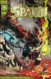 Cover for Les Chroniques de Spawn (Delcourt, 2005 series) #10