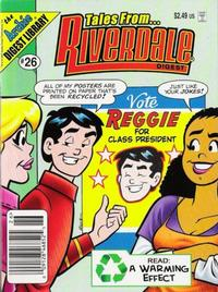 Cover Thumbnail for Tales from Riverdale Digest (Archie, 2005 series) #26