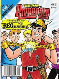 Cover Thumbnail for Tales from Riverdale Digest (Archie, 2005 series) #29
