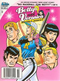 Cover Thumbnail for Betty and Veronica Double Digest Magazine (Archie, 1987 series) #180